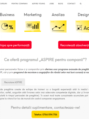 Aspire printscreen classes