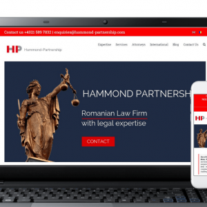 Hammond Partnership Tuya Digital Project