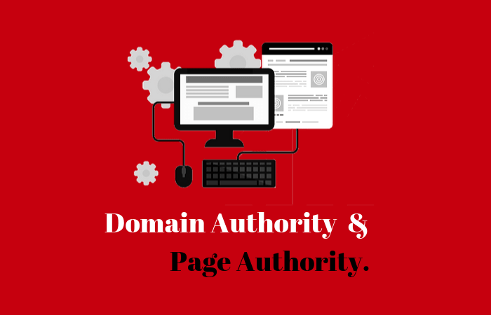 Domain Authority & Page Authority.