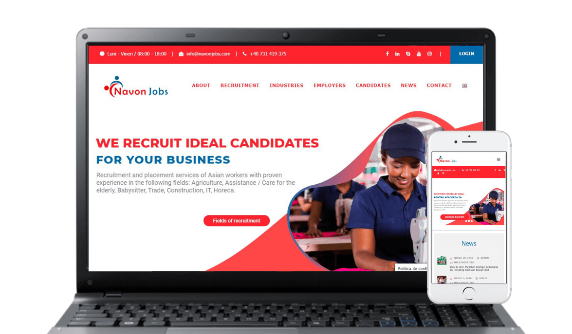 Navon Jobs - TUYA digital project