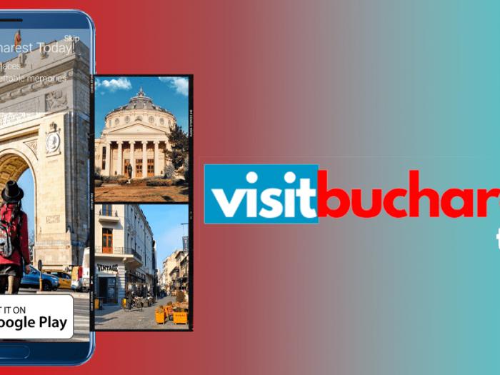 Visit Bucharest android app
