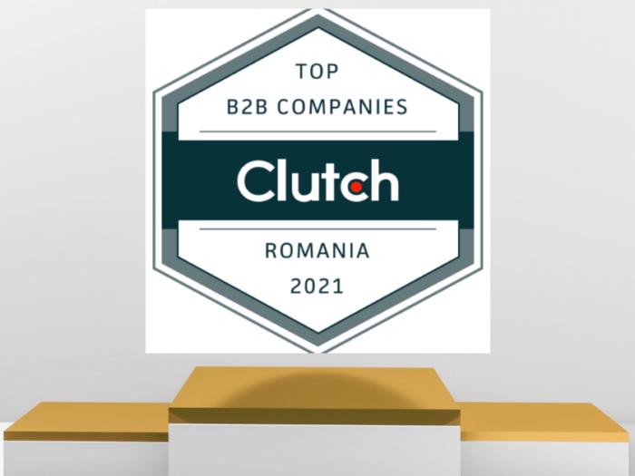 Clutch logo for Romania